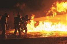Cháy rừng lớn tại Australia, hàng chục ngôi nhà bị thiêu rụi