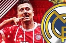 Cơ hội nào để Lewandowski rời Bayern làm đồng đội của Ronaldo?