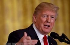 Tổng thống Donald Trump ca ngợi quan hệ giữa Mỹ và Saudi Arabia