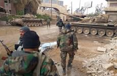 Chính quyền Syria thực hiện trao đổi tù binh với phiến quân