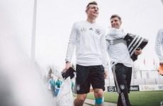 Giao hữu Đức- TBN và Brazil: Khúc dạo đầu của World Cup