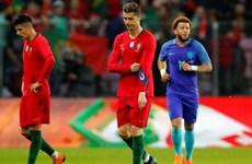Cristiano Ronaldo 'tịt ngòi,' Bồ Đào Nha thảm bại trước Hà Lan