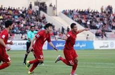 HLV Park Hang-seo nói gì sau khi tuyển Việt Nam lập nên kỳ tích?