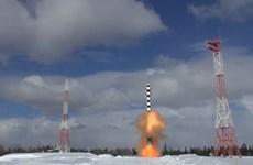 """Nga thử thành công động cơ gia tốc cho """"Vũ khí sấm sét"""""""