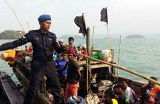 Malaysia chặn giữ thuyền tị nạn chở gần 20 trẻ em Myanmar