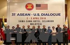 Hội nghị Đối thoại ASEAN-Mỹ lần thứ 31 diễn ra tại Malaysia