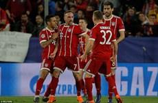 Bayern ngược dòng hạ Sevilla tại 'chảo lửa' Ramon Sanchez Pizjuan