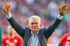 Jupp Heynckes cùng Bayern Munich làm nên lịch sử tại Bundesliga