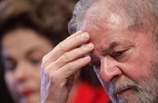 Đụng độ liên quan vụ bắt giữ cựu Tổng thống Brazil Lula da Silva