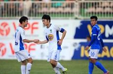 Video cận cảnh Hoàng Anh Gia Lai vùi dập Than Quảng Ninh 5-0