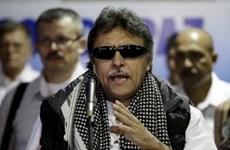 Colombia bắt giữ lãnh đạo đảng FARC theo lệnh truy nã của Mỹ