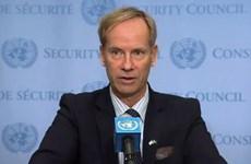 Thụy Điển cảnh báo Mỹ không nên tấn công quân sự đối với Syria