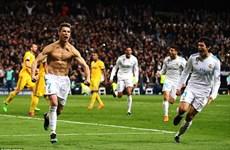 Video cận cảnh Real Madrid hút chết trước Juventus tại Bernabeu