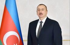 Đương kim Tổng thống Azerbaijan Ilham Aliyev tái đắc cử