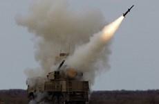 Quân đội Syria đã bắn hạ 13 tên lửa ở thành phố Kiswah