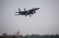Syria: Máy bay chiến đấu Anh tấn công các cơ sở quân sự gần Homs