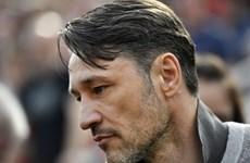 Niko Kovac nhận thảm bại sau thông báo trở thành HLV Bayern