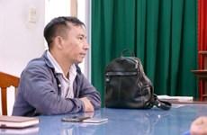 Quy Nhơn: Khởi tố bị can đối tượng cầm dao đe dọa giết phóng viên