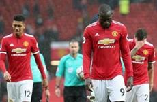 Thua sốc ở Old Trafford, M.U sớm dâng ngôi vương cho Man City