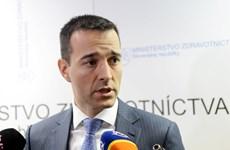 Bộ trưởng Nội vụ Slovakia từ chức sau 3 tuần đảm nhiệm cương vị