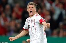 Bayern Munich hiên ngang vào chung kết bằng chiến thắng hủy diệt