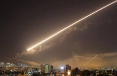 Syria bàn giao cho Nga hai quả đạn tên lửa hành trình của Mỹ