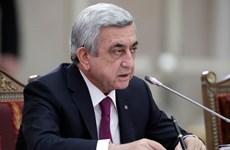 Armenia: Thủ tướng kêu gọi đối thoại với thủ lĩnh phe đối lập