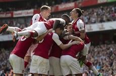Arsenal thắng hủy diệt sau tuyên bố chia tay của 'Giáo sư' Wenger