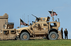 'Mỹ chưa thể rời khỏi Syria khi chưa đạt được các mục tiêu nào'