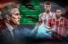 Lựa chọn nào cho HLV Jupp Heynckes khi đại chiến Real Madrid?