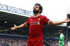 Mohamed Salah 'hâm nóng' trận quyết chiến Liverpool-AS Roma