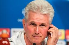 HLV Jupp Heynckes nói gì trước trận cầu lịch sử ở Allianz Arena?