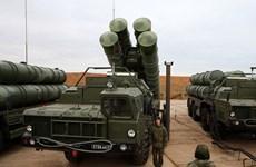 Nga dự kiến ký kết bán tên lửa S-400 cho Ấn Độ trong năm nay