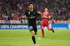 Video cận cảnh Real Madrid ngược dòng đánh bại Bayern Munich