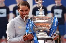 Rafael Nadal tiếp tục thiết lập nên kỷ lục 'vô tiền khoáng hậu'