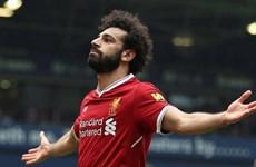 Mohamed Salah được tiếp 'doping' trước thềm đại chiến AS Roma