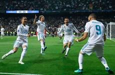 Real Madrid lần thứ 3 liên tiếp vào chung kết: Chân mệnh thiên tử