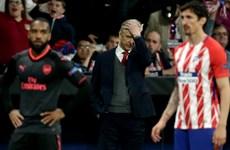 HLV Wenger nói gì sau khi Arsenal chia tay giấc mơ Champions League?