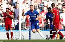 Hạ Liverpool, Chelsea khiến cuộc đua tốp 4 trở nên kịch tính
