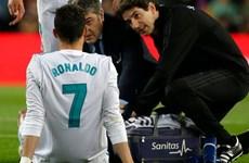 Ronaldo đối mặt nguy cơ lỡ trận chung kết Champions League