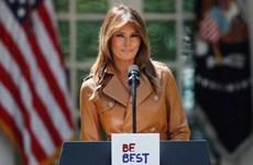 Đệ nhất phu nhân Mỹ công bố chiến dịch vì sự phát triển của giới trẻ
