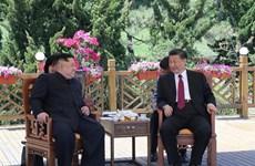 THX xác nhận ông Kim Jong-un gặp ông Tập Cận Bình ở Đại Liên