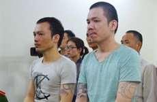 Hà Nội: Thêm án tù đối với hai tử tù trốn khỏi nơi giam giữ