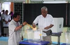 Tương quan lực lượng trong cuộc tổng tuyển cử tại Malaysia
