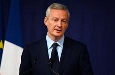 Pháp và Mỹ thảo luận miễn trừng phạt cho các công ty châu Âu