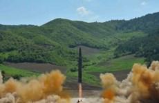 Triều Tiên khẳng định đã hoàn thiện chương trình vũ khí hạt nhân