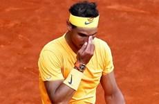 Rafael Nadal gục ngã, cay đắng mất ngôi vị số 1 thế giới