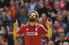 Mohamed Salah lập kỷ lục ghi bàn trong lịch sử Premier League