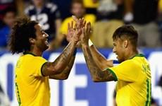 Tuyển Brazil chốt danh sách 23 cầu thủ dự VCK World Cup 2018