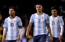 Argentina triệu tập sơ bộ: Vẫn có tên không được Messi ưa thích